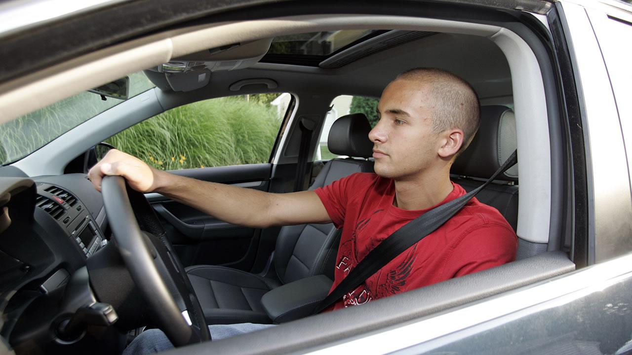 Richie meehan teen driving