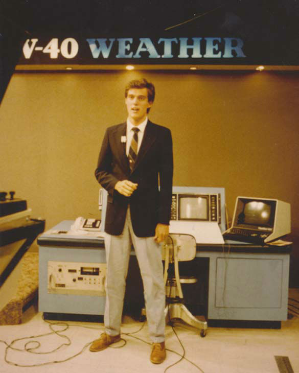 <div class='meta'><div class='origin-logo' data-origin='none'></div><span class='caption-text' data-credit='KTRK Photo'>A younger Tim Heller doing the weather in Dubuque, Iowa.</span></div>
