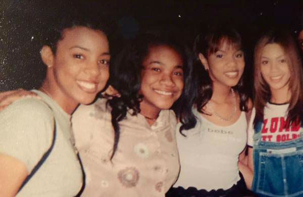 <div class='meta'><div class='origin-logo' data-origin='none'></div><span class='caption-text' data-credit='KTRK Photo'>Samica Knight with Destiny's Child</span></div>
