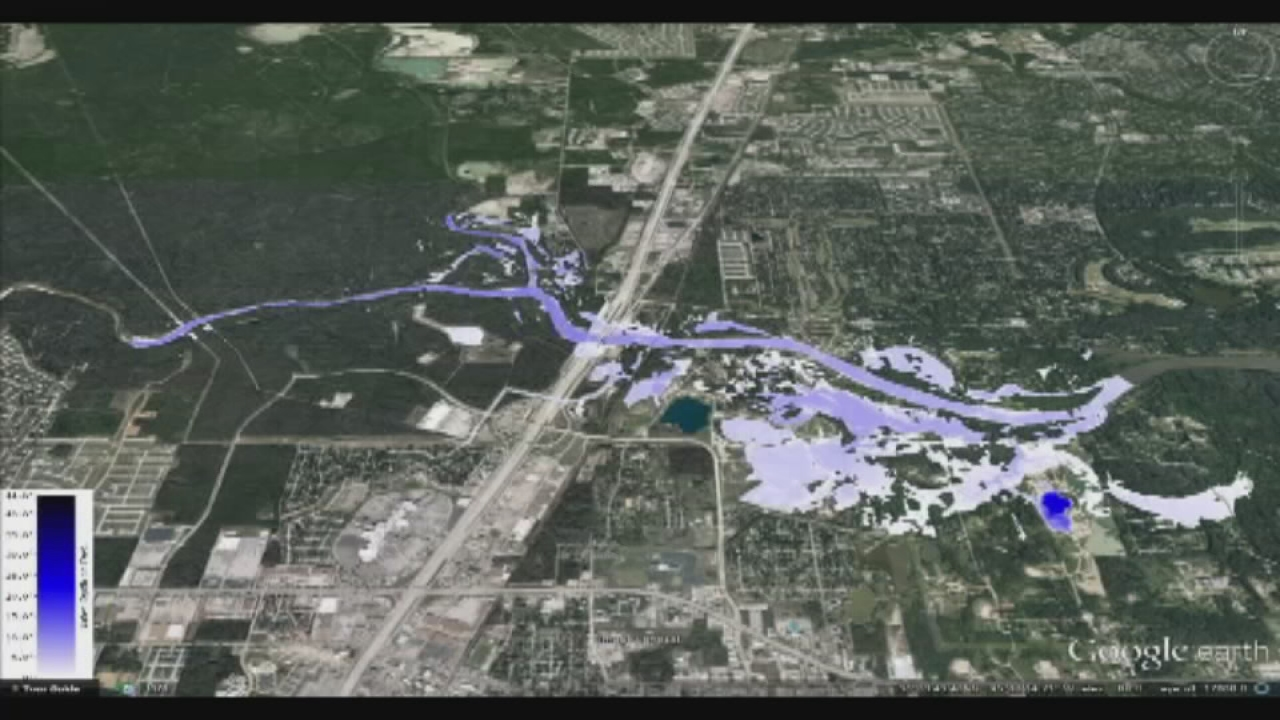 Houston-area flood maps: How your area is affected | abc13.com