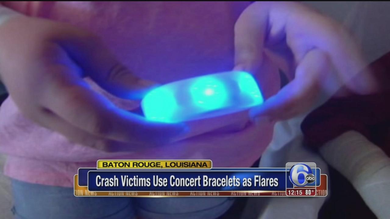 S Use Taylor Swift Concert Bracelets As Flares After Crash 6abc
