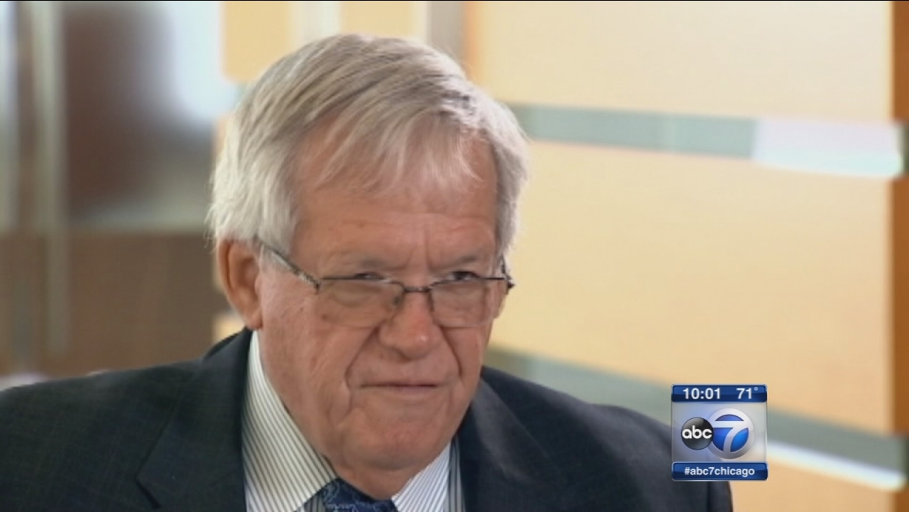 Dennis Hastert indicted by feds