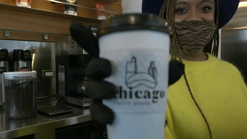 Black Owned Coffee Shops Chicago French Press Everybody S Busy Are Changing The Face Of The Industry Abc7 Chicago