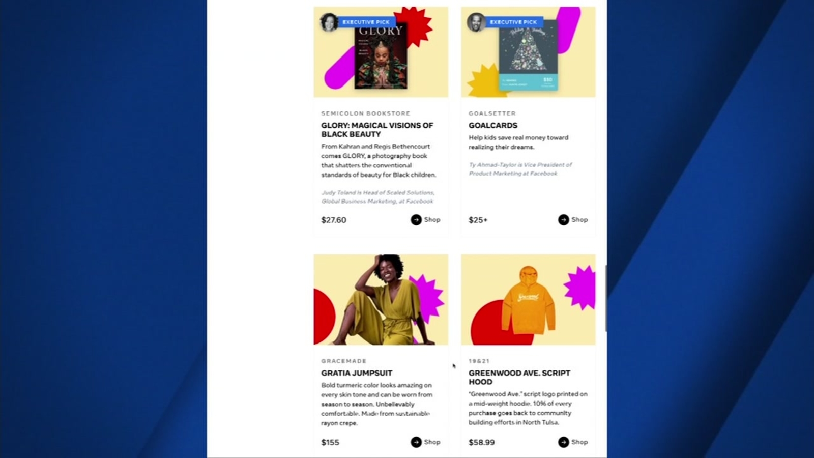 Facebook Launches Buy Black Friday Initiative Holiday Gift Guide To Support Black Owned Small Businesses 6abc Philadelphia