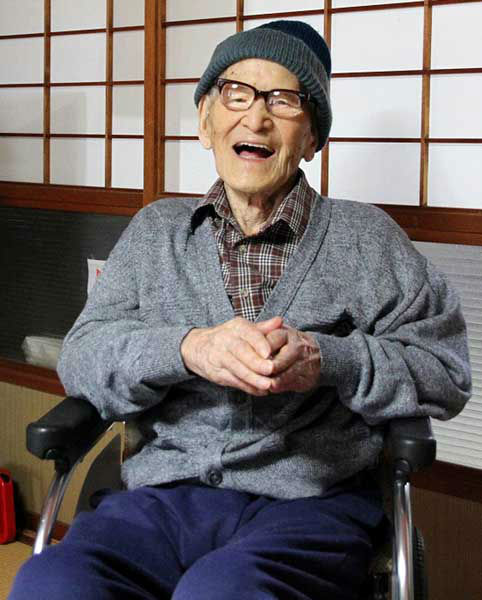 "<div class=""meta image-caption""><div class=""origin-logo origin-image ""><span></span></div><span class=""caption-text"">Jiroemon Kimura, once the world's oldest living man, according to Guinness World Records, died of natural causes Wednesday, June 12, 2013 at 116 (AP Photo/ Uncredited)</span></div>"