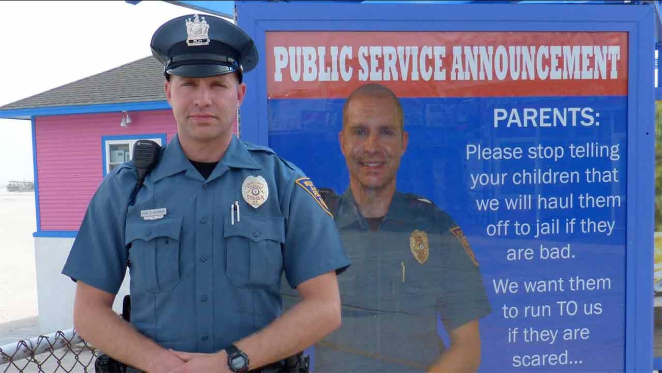 Wildwood police: Don't use us as a threat!