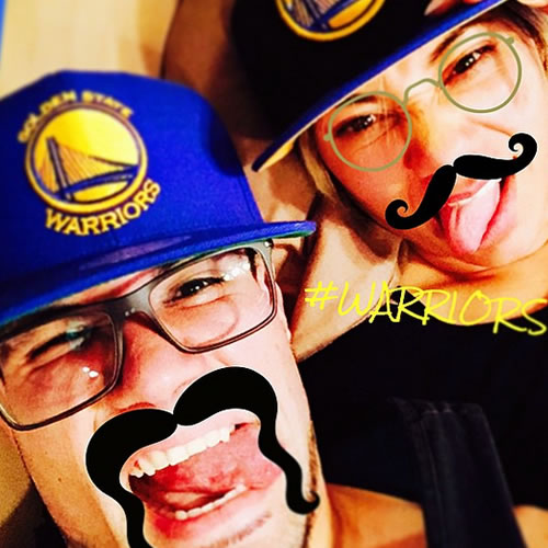 <div class='meta'><div class='origin-logo' data-origin='none'></div><span class='caption-text' data-credit='Photo submitted to KGO-TV by farfrombasicson/Instagram'>Check out these crazy Warriors fans! Tag your photos on Facebook, Twitter, Google Plus or Instagram using #DubsON7.</span></div>