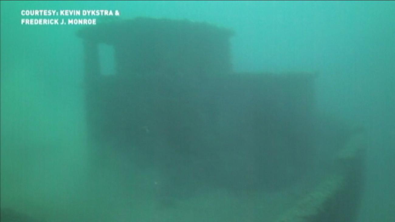 Lake Michigan shipwreck from Civil War could contain gold