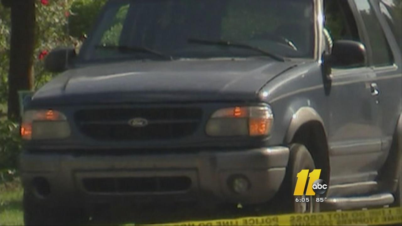 ATF investigating Cary car bomb