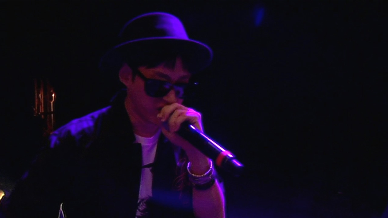 Epik High played a show at The Warfield in San Francisco on Thursday, May 28, 2015.