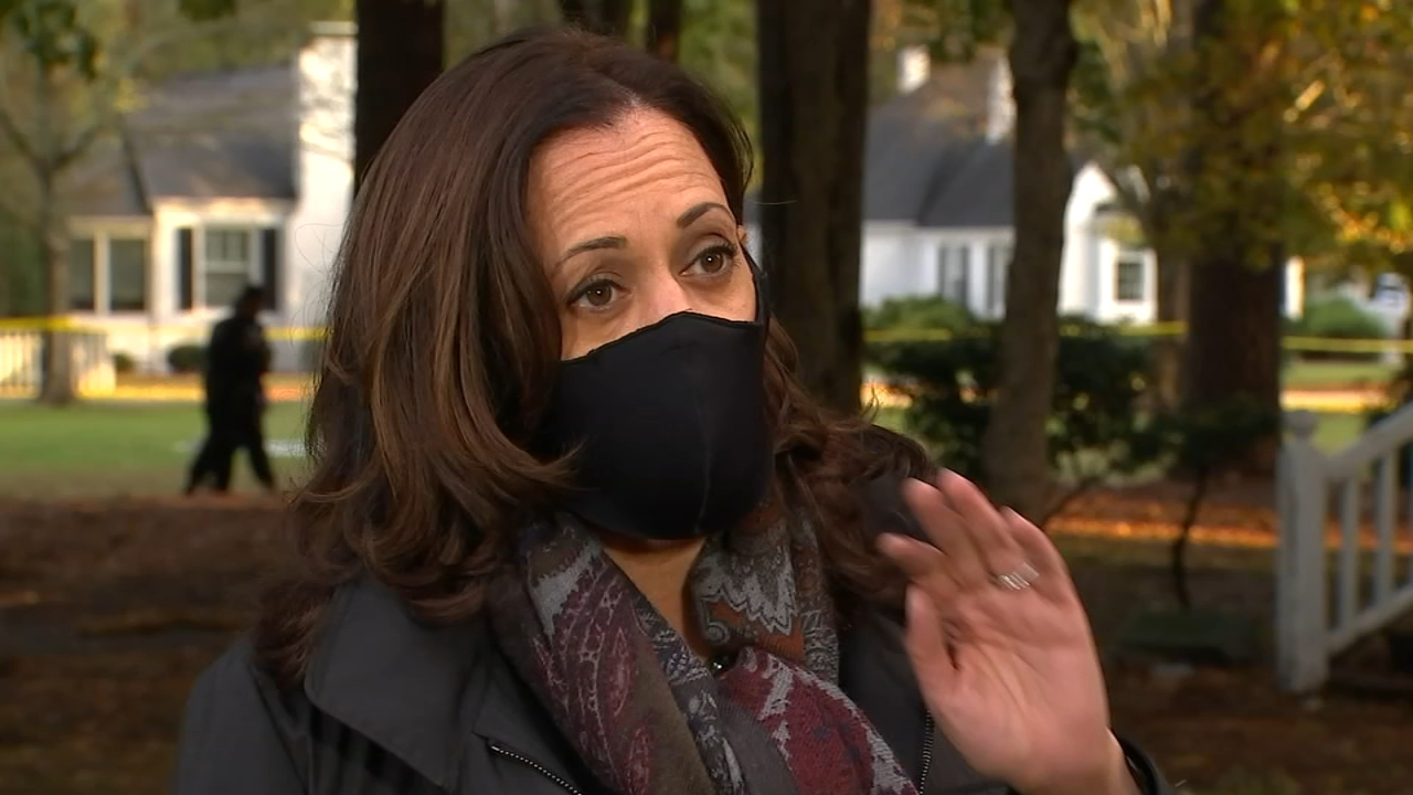 Our Target Audience Is Every North Carolinian Kamala Harris Makes 2 Nc Stops In Final Pitch Before Election Day Abc11 Raleigh Durham