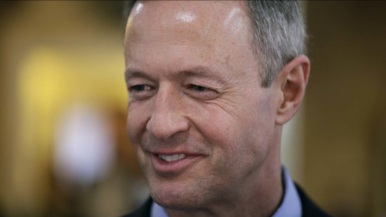 Martin O'Malley, 2016