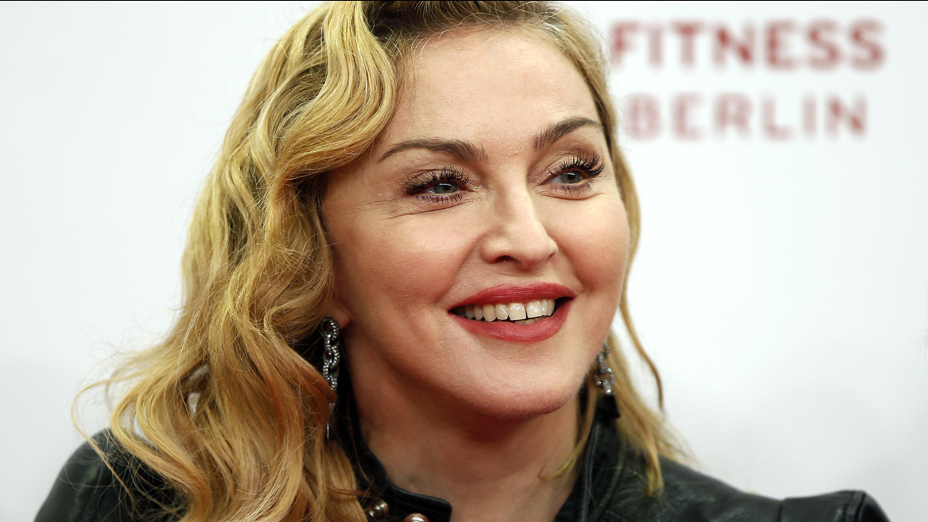 Madonna singer generic