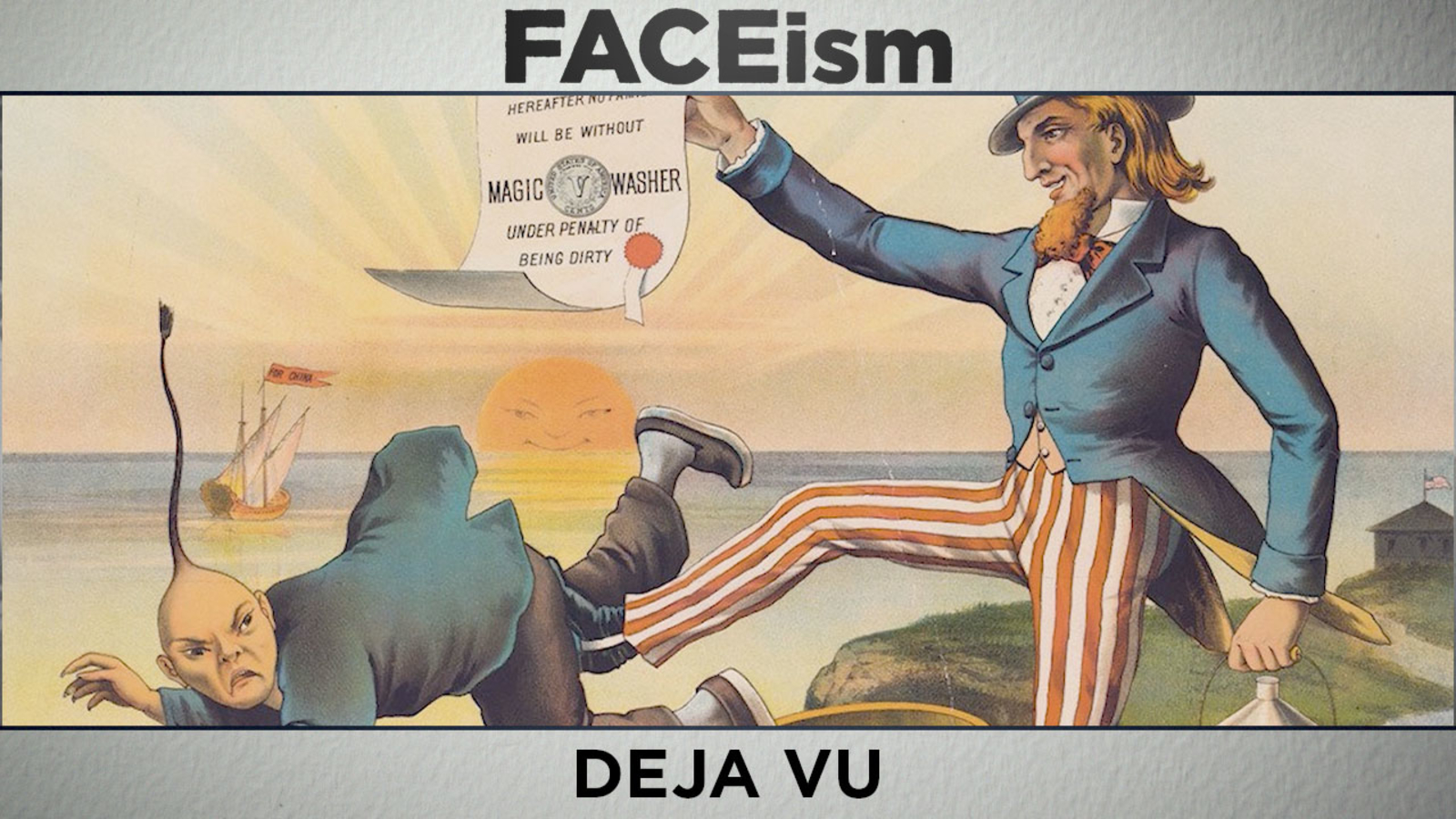 abc7.com: FACEism: How COVID-19 is resurfacing US history of racism against Asian Americans