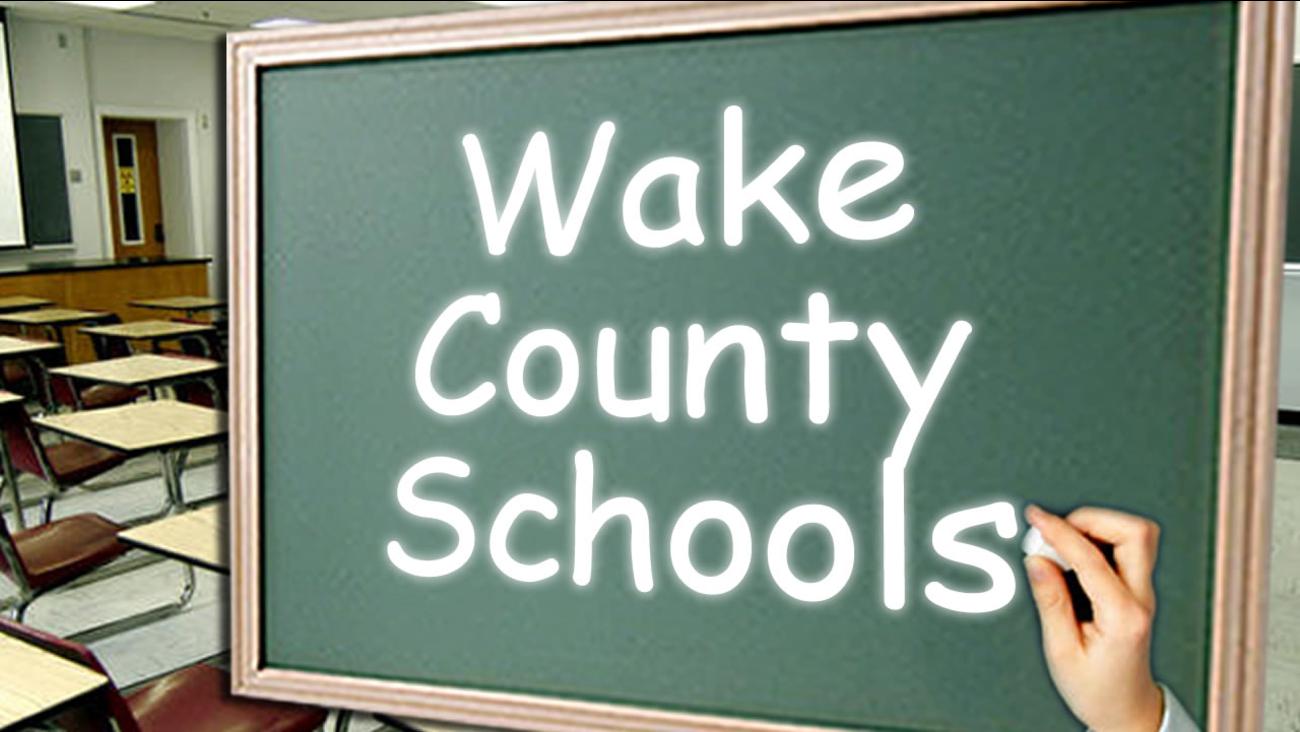 Wake County Schools generic