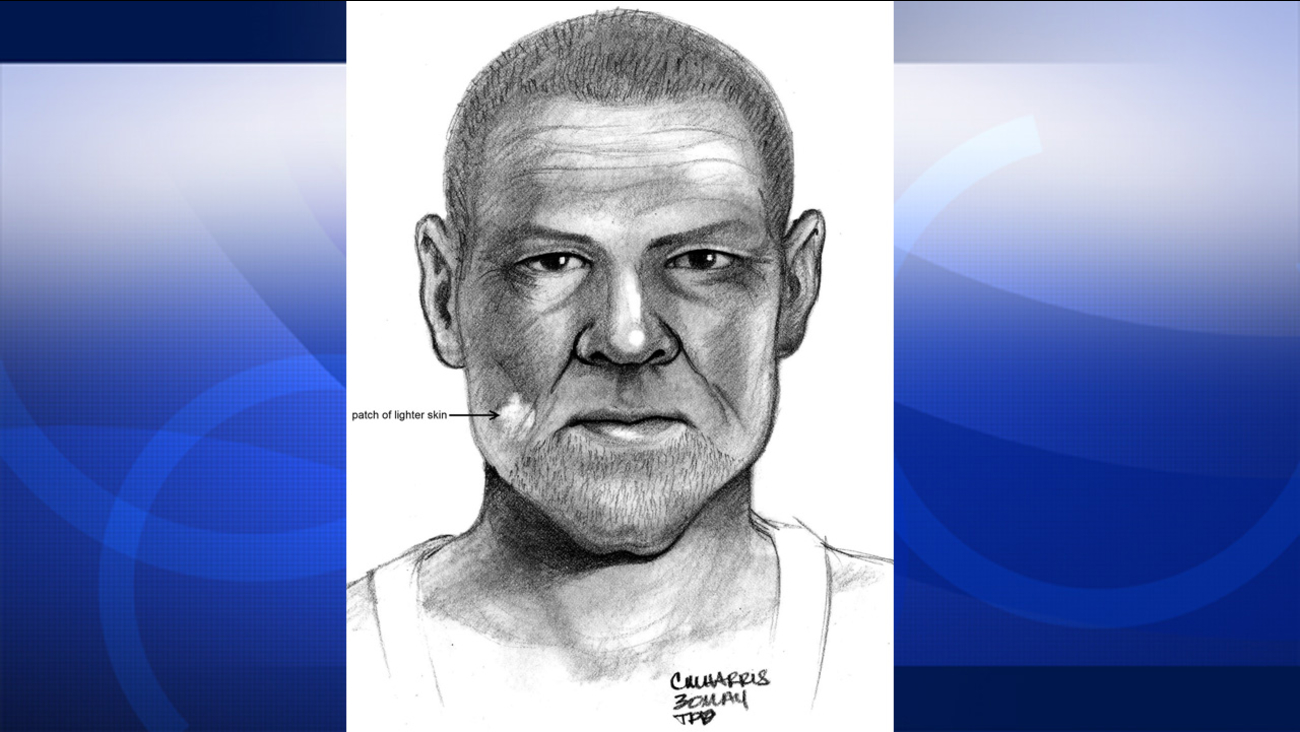 The Palos Verdes Estates Police Department has released a composite sketch of a suspect who attempted to kidnap an 11-year-old boy as he walked home on Thursday, May 28, 2015.