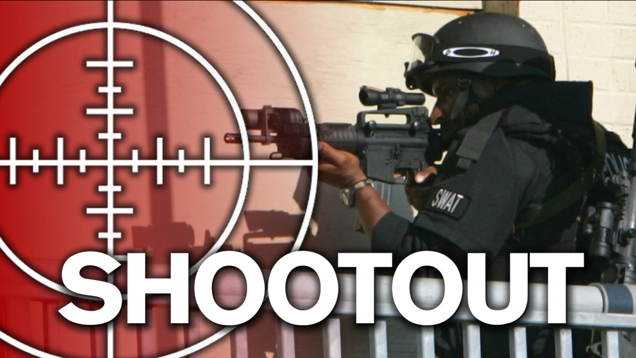 shootout swat police generic