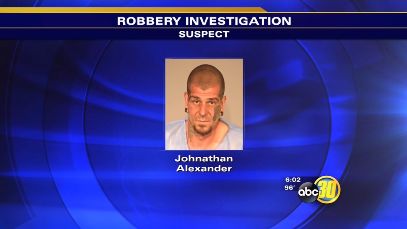 Man arrested in Central Fresno Subway restaurant robbery