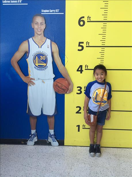 <div class='meta'><div class='origin-logo' data-origin='none'></div><span class='caption-text' data-credit='Photo submitted via uReport'>A young girl after her first Warriors game! Let's go Dubs! Tag your photos on Facebook, Twitter, Google Plus or Instagram using #DubsOn7.</span></div>