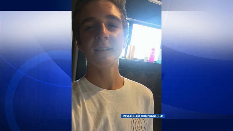 Temecula teen shot, killed at Lake Elsinore motel