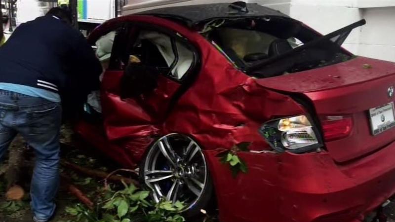Brazen thief steals BMW from San Francisco dealership