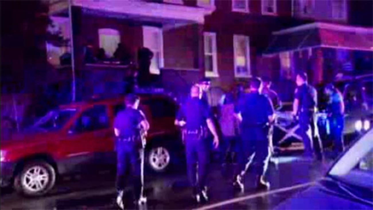 Man found shot in Wilmington, Del.
