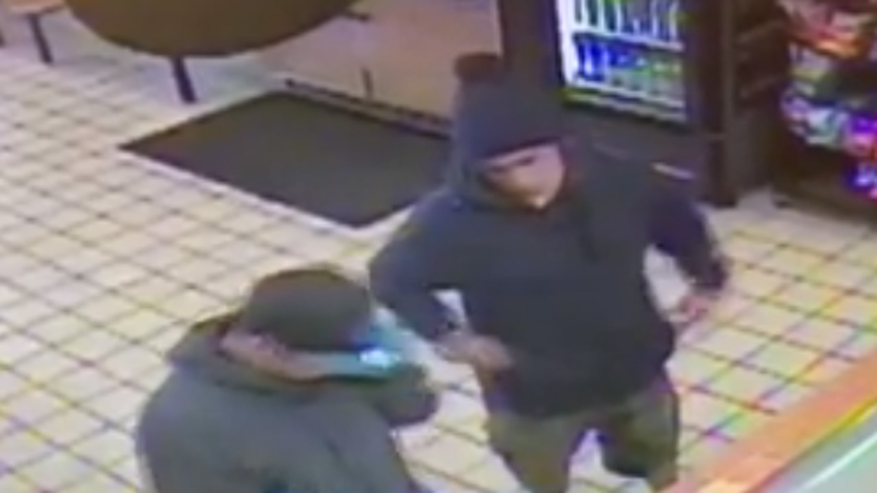 Robbery suspects at Subway in Martinez