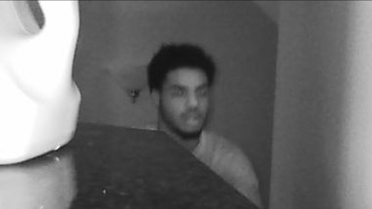 Durham police are trying to identify a man suspected of breaking into a home last month.