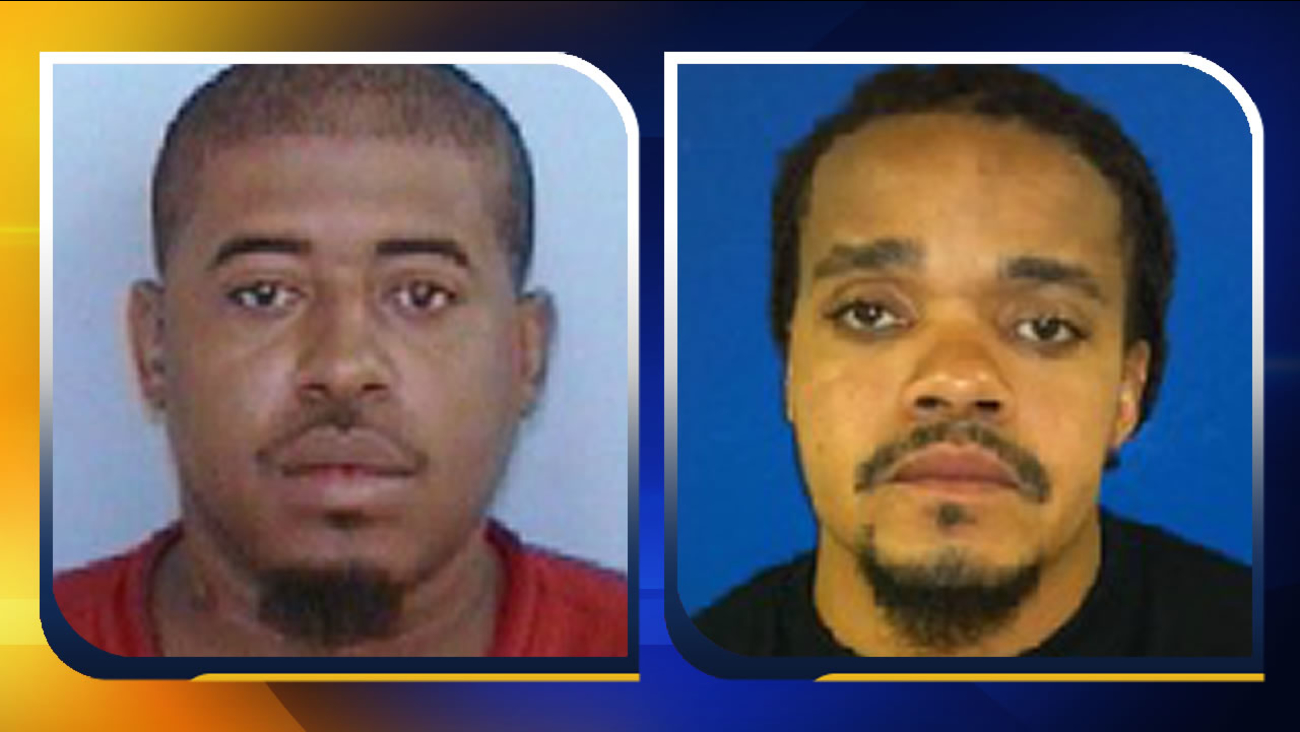 Detectives are looking for 29-year-old Jermale Tavaris Williams and 33-year-old Terry Lamont Williams.