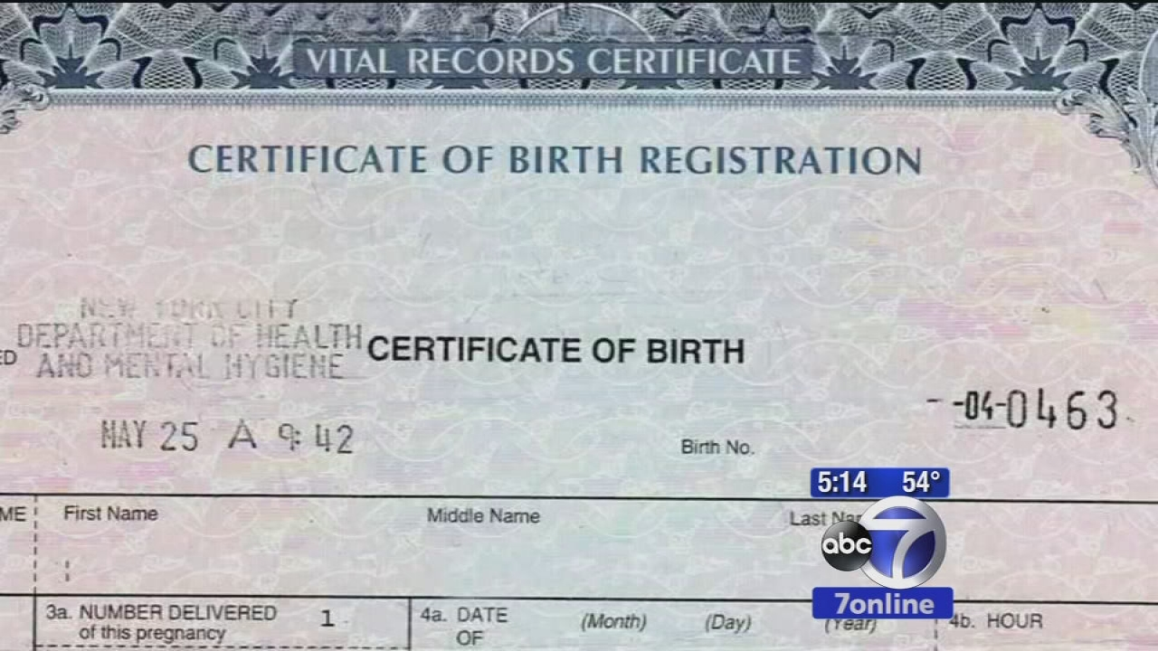 get birth certificate from connecticut