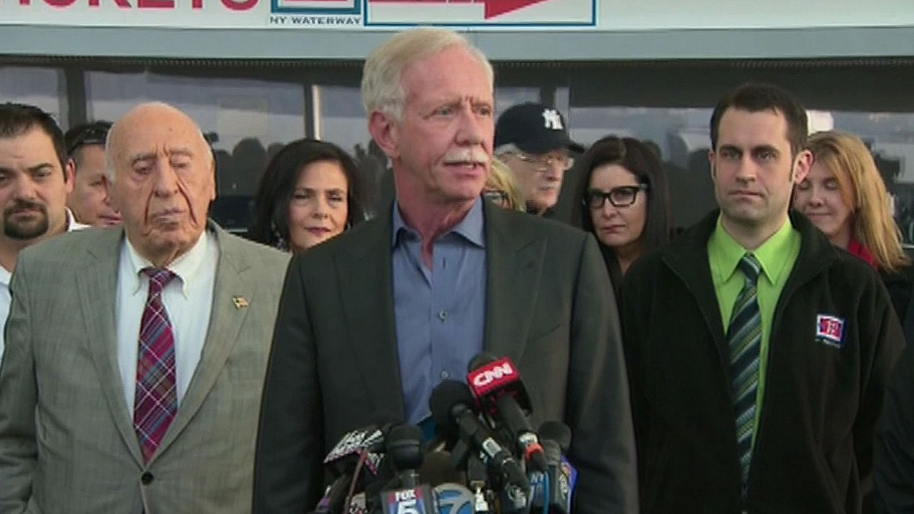 "Chesley ""Sully"" Sullenberger"