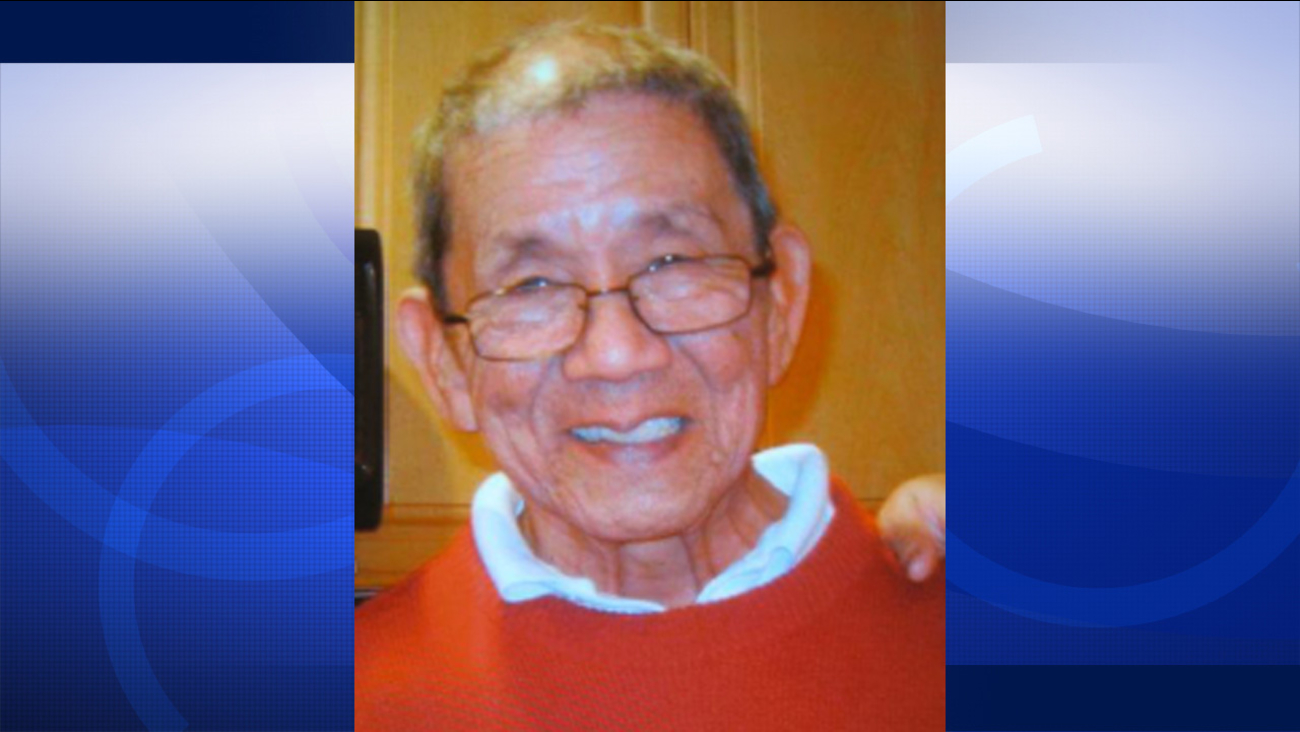 Silver Alert issued for Perfecto Carlos of South San Francisco.