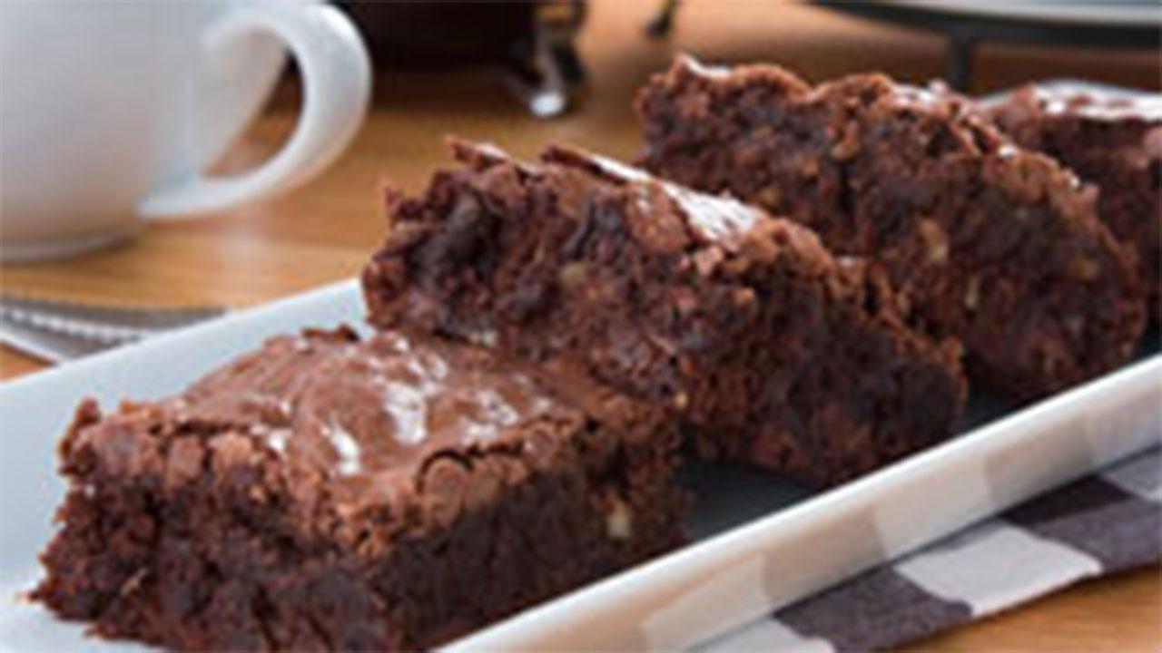 Ultimate Fudgy Brownies