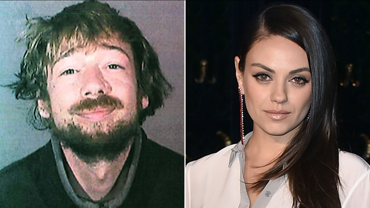 Stuart Lynn Dunn, accused of stalking actress Mila Kunis, was recaptured Wednesday, June 3, after escaping a mental health facility four days prior.