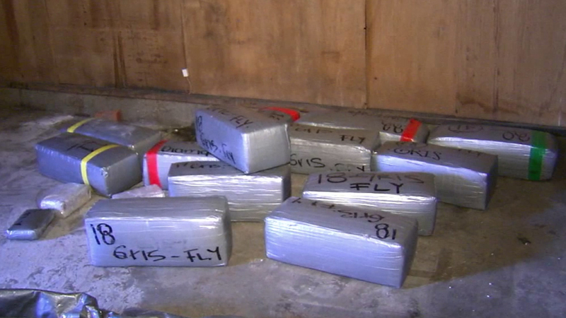 EXCLUSIVE: $35 million of cocaine seized in massive SoCal drug bust