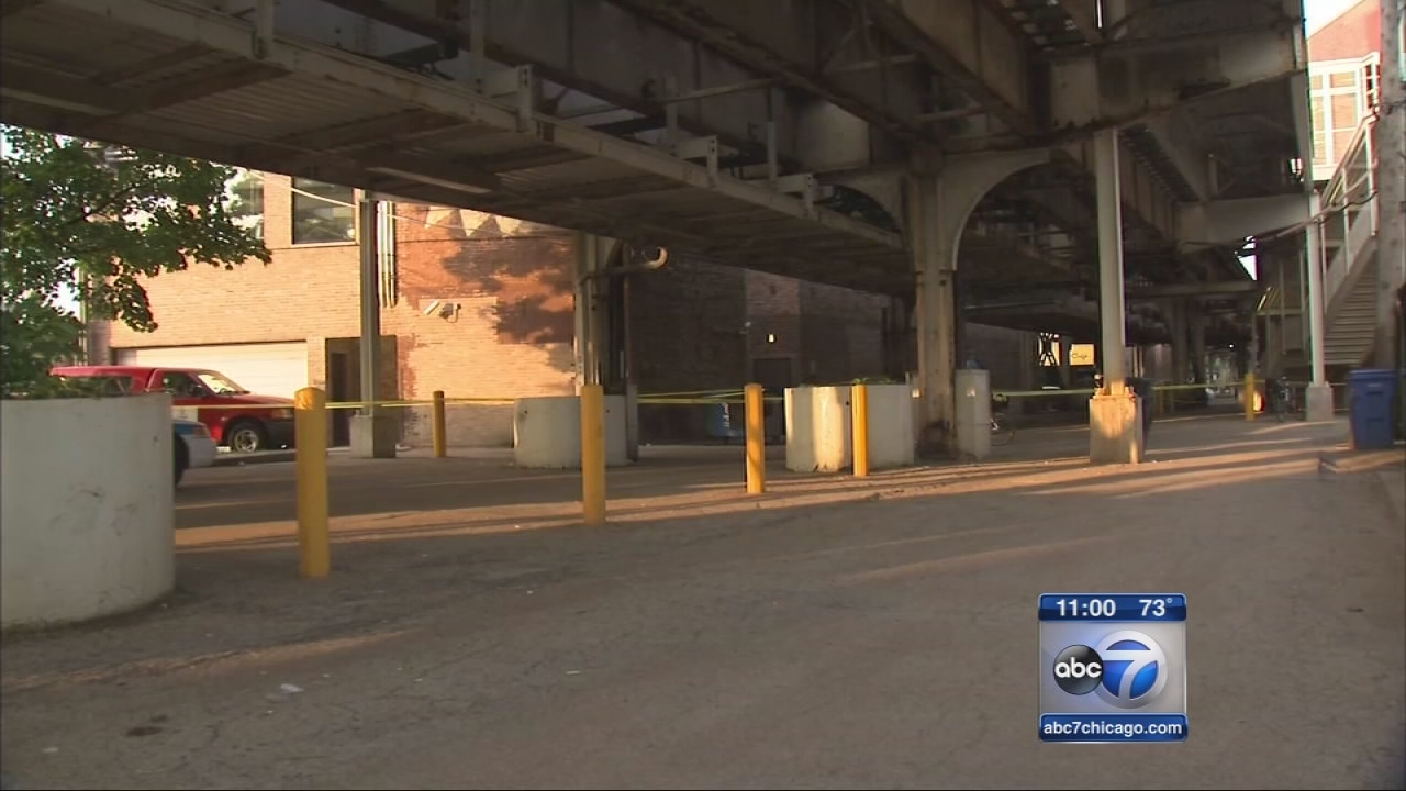 2 injured in stabbing on CTA Brown Line