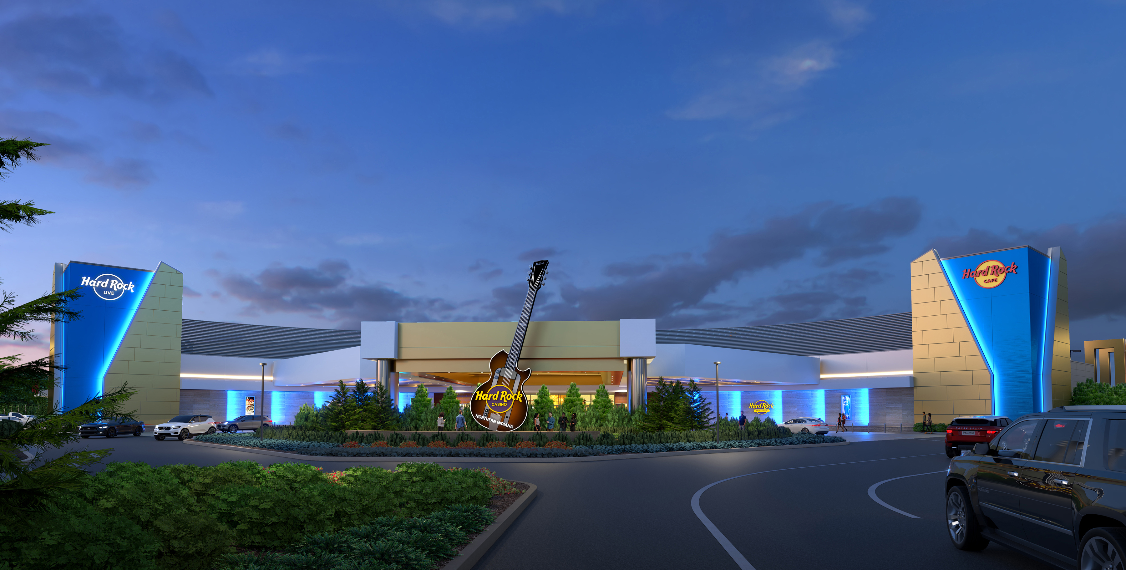 Hard Rock Casino Locations
