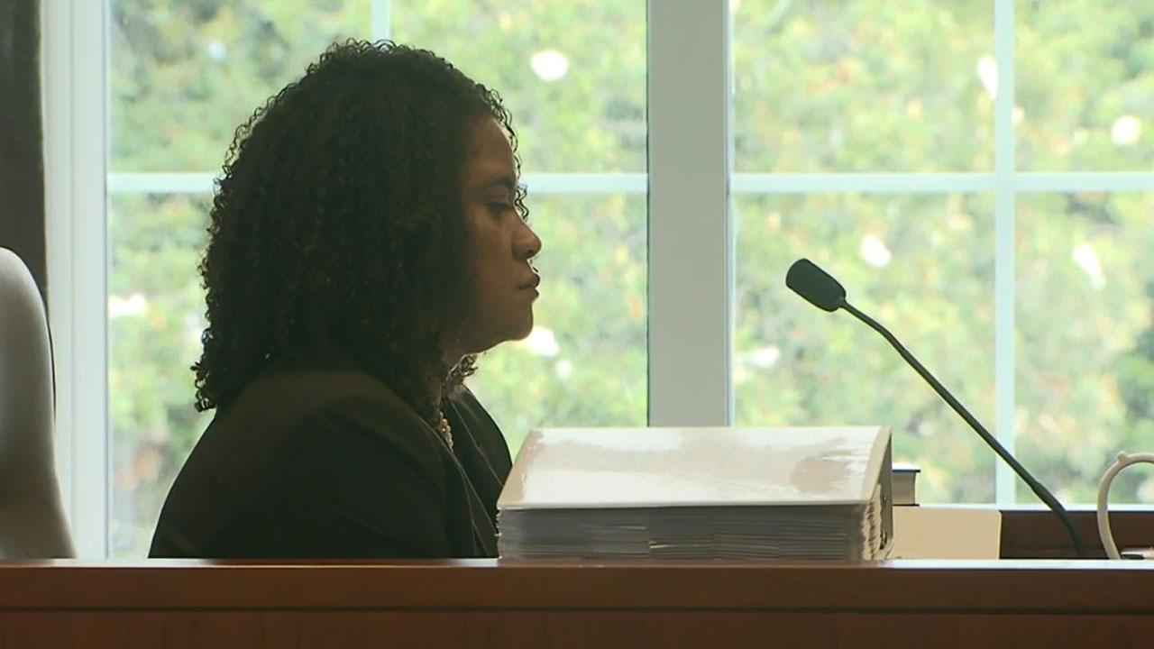 Former Durham District Attorney Tracey Cline