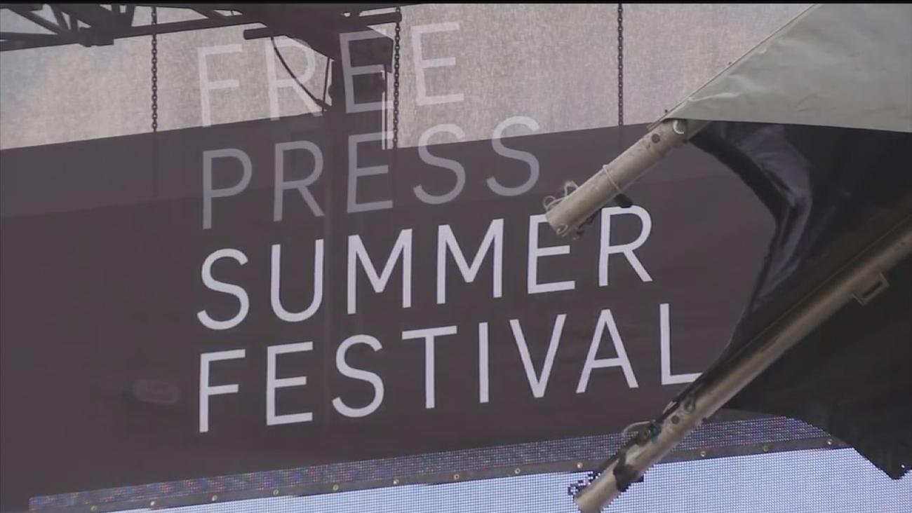 Free Press Summer Festival