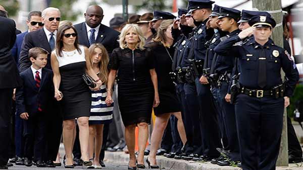 Photos Funeral For Beau Biden Abc7 San Francisco