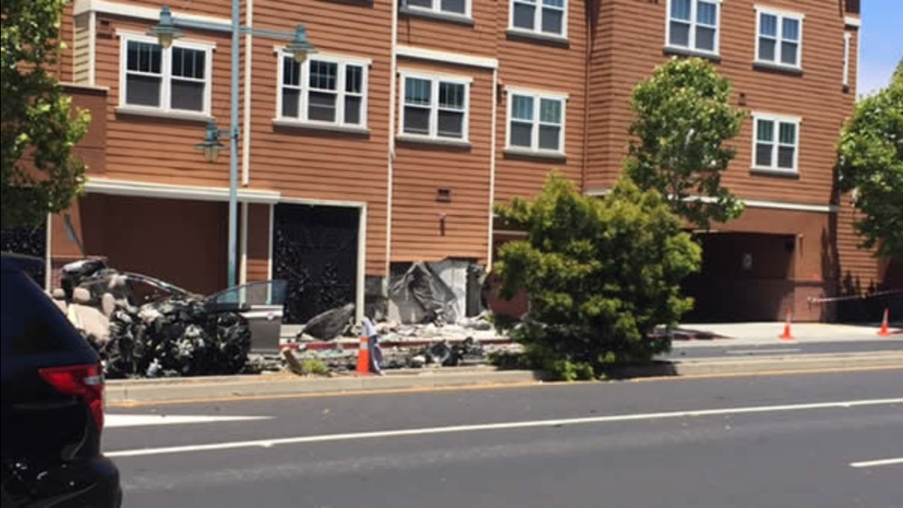 Police are investigating a fatal accident that occurred on 40th Street and San Pablo Avenue in Emeryville on Saturday, June 6, 2015.