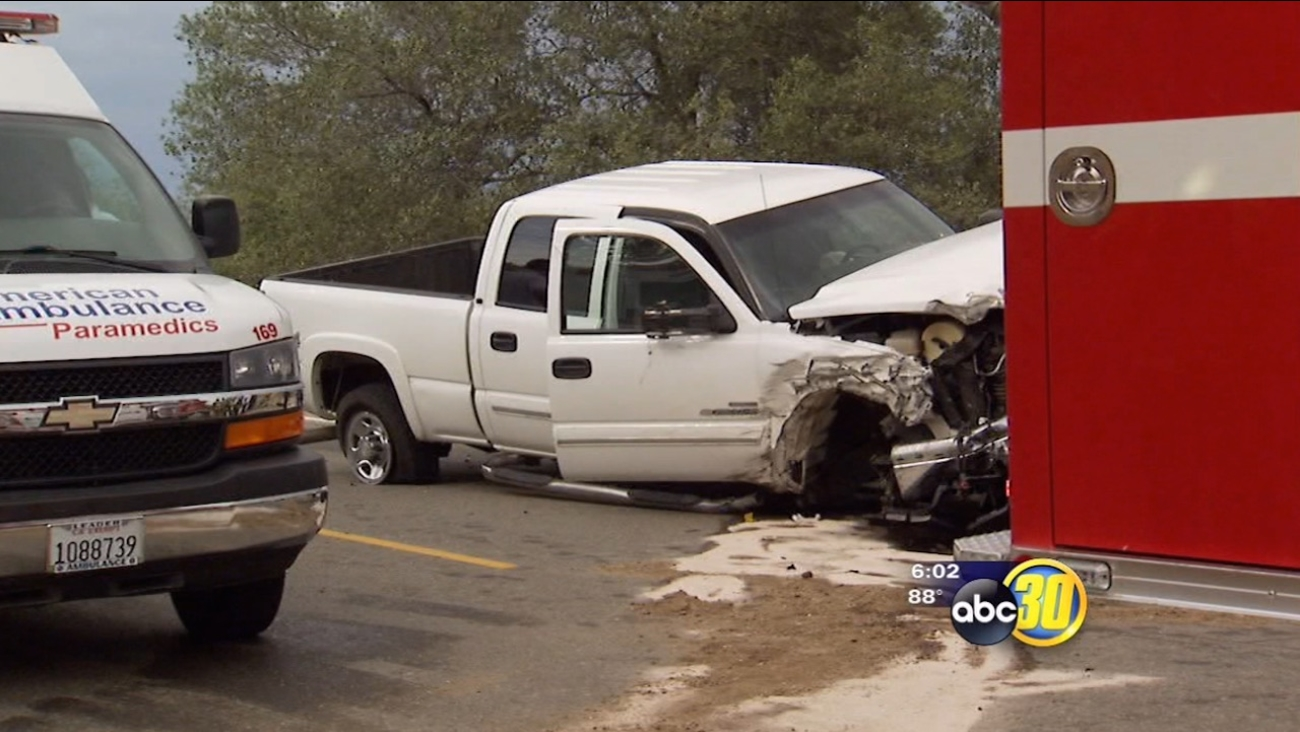 DUI suspect arrested in double fatal crash near Millerton Lake identified