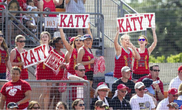 """<div class=""""meta image-caption""""><div class=""""origin-logo origin-image none""""><span>none</span></div><span class=""""caption-text"""">Katy and Lewisville prepare to play the Class 6A state championship June 6 in Austin (Jason Fochtman/HCN)</span></div>"""