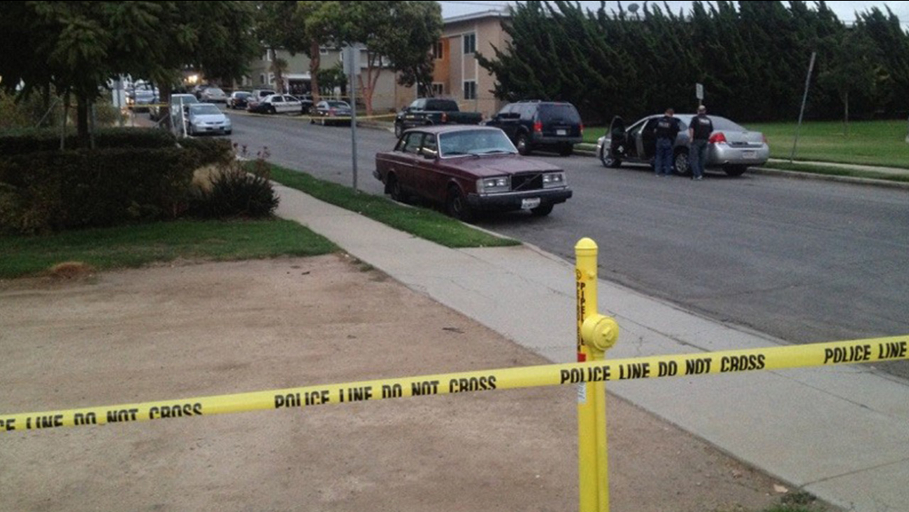 Authorities were investigating a man's suspicious death at an apartment complex in El Segundo on Sunday, June 7, 2015.