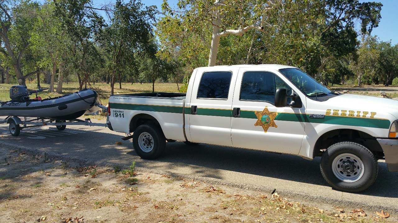 The body of a drowning victim was pulled from Avocado Lake on Monday, June 8, 2015.