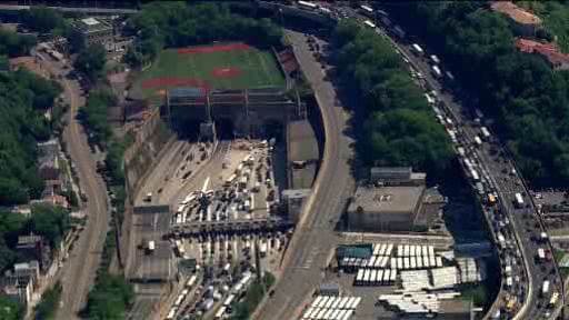 """<div class=""""meta image-caption""""><div class=""""origin-logo origin-image none""""><span>none</span></div><span class=""""caption-text"""">Photos from the Lincoln Tunnel where 2 buses collided on Wednesday, June 10, 2015.</span></div>"""