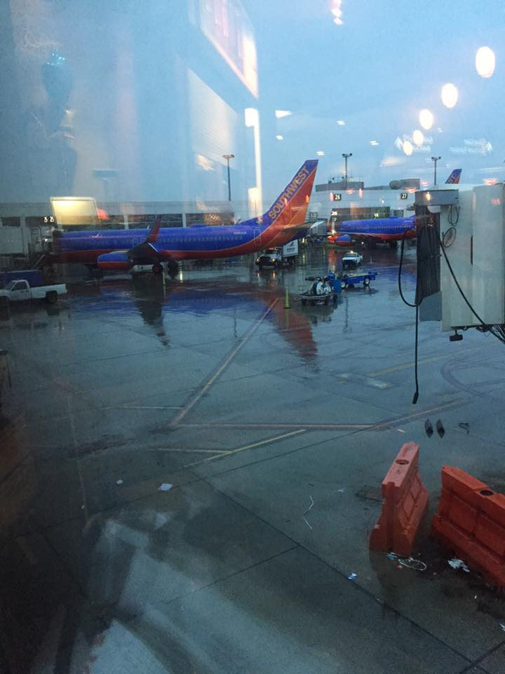 """<div class=""""meta image-caption""""><div class=""""origin-logo origin-image none""""><span>none</span></div><span class=""""caption-text"""">Rain at Oakland Airport, Wednesday, June 10, 2015. Tag your weather pics #abc7now on Twitter, Facebook, Google Plus or Instagram. (Photo submitted to KGO-TV by Sandra Duran/Facebook)</span></div>"""