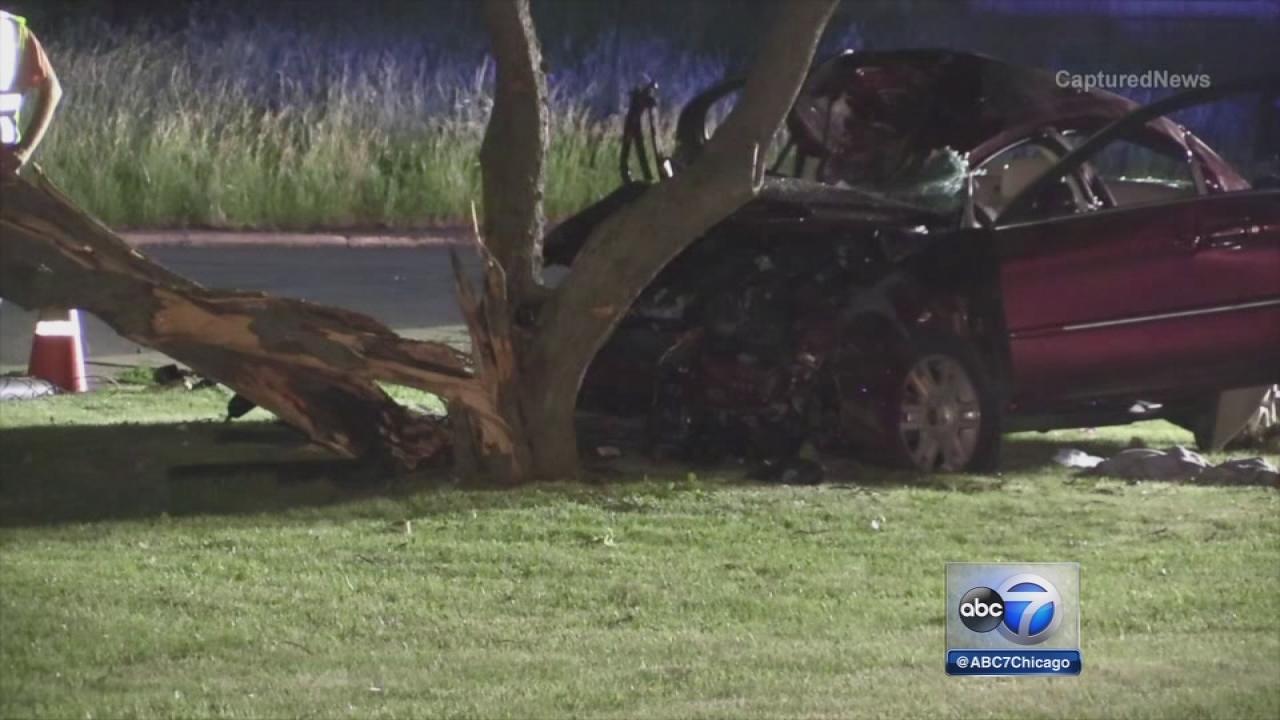 2 teens killed in Park Forest crash