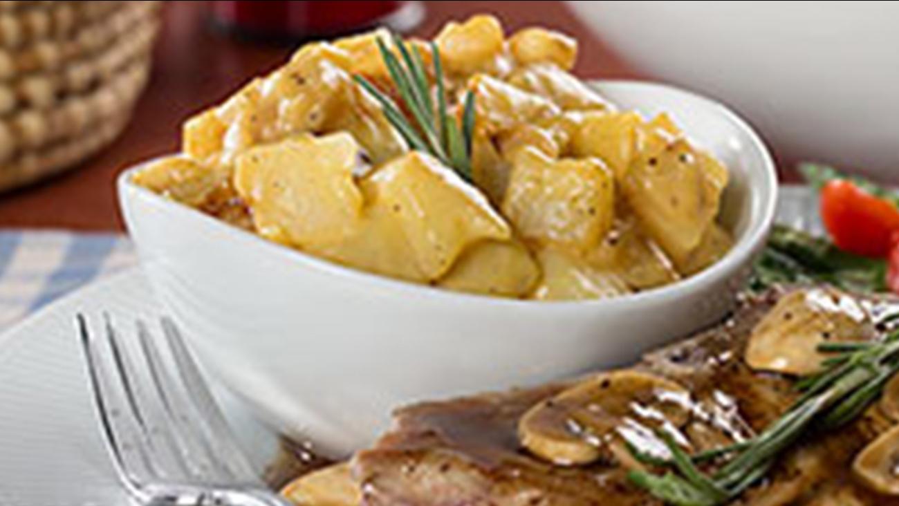 Mr. Food: Cheesy Potatoes