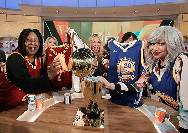 "<div class=""meta image-caption""><div class=""origin-logo origin-image none""><span>none</span></div><span class=""caption-text"">Symone appears as a guest co-host on ''The View'' on June 4. She was announced as a permanent co-host on June 10. (Getty Photo/Lou Rocco)</span></div>"
